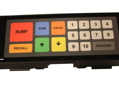 KB9000 bump bar