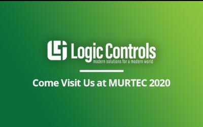 Visit Logic Controls at MURTEC 2020