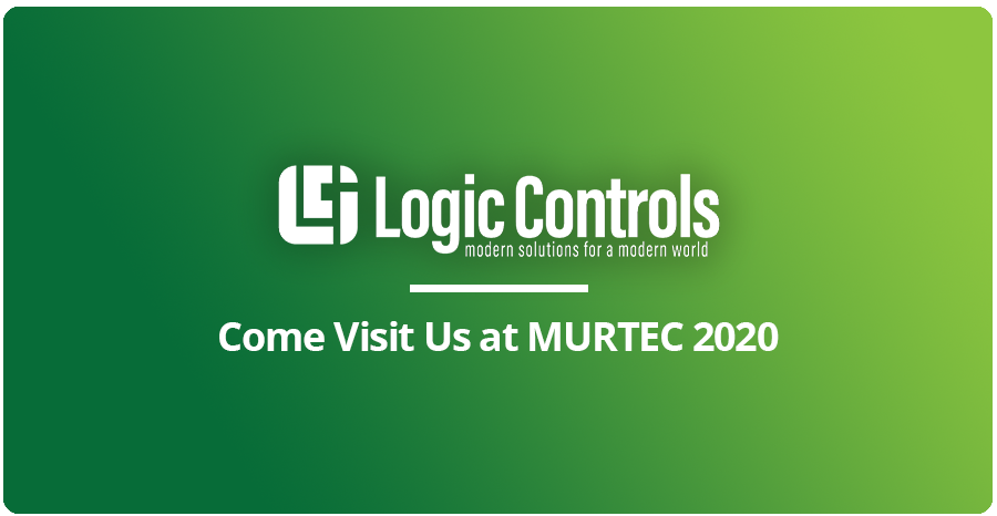 Visit Logic Controls at MURTEC 2020