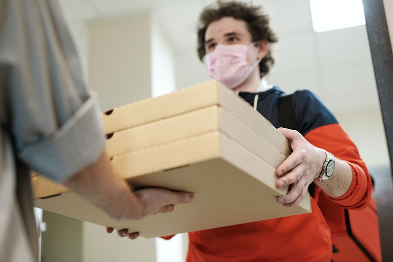 DELIVERY SERVICES HAVE ROOM TO IMPROVE, CONSUMERS SAY