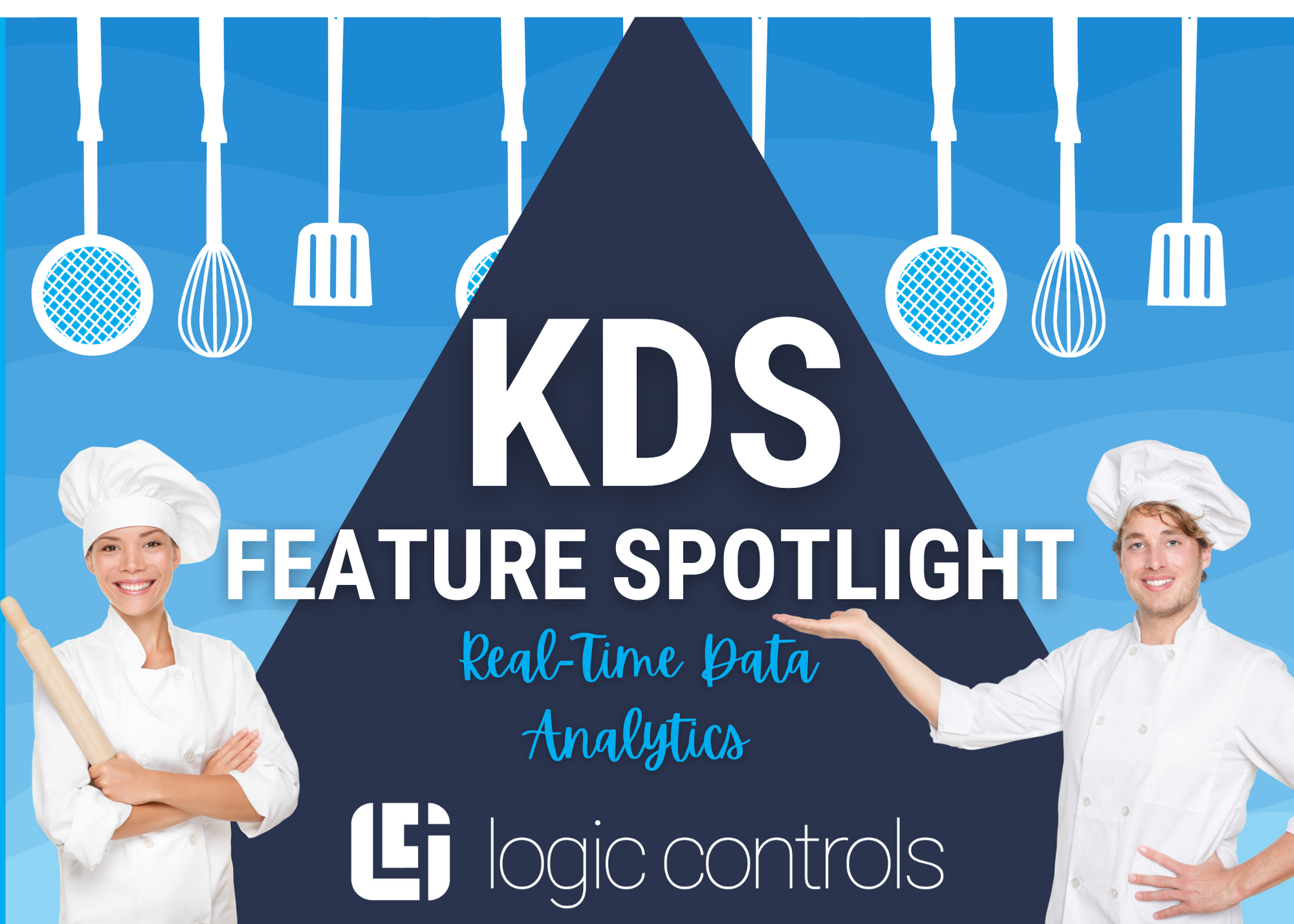Real-time data analytics KDS kitchengo software feature spotlight for back end operations