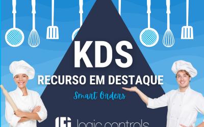 Trabalhe com mais inteligencia, trabalhe com KDS KitchenGo KDS