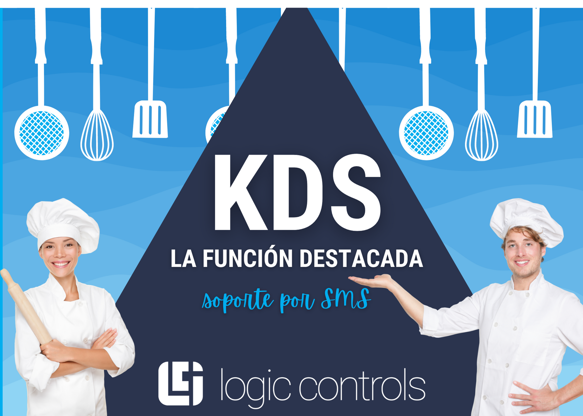KitchenGo KDS SMS Support Feature