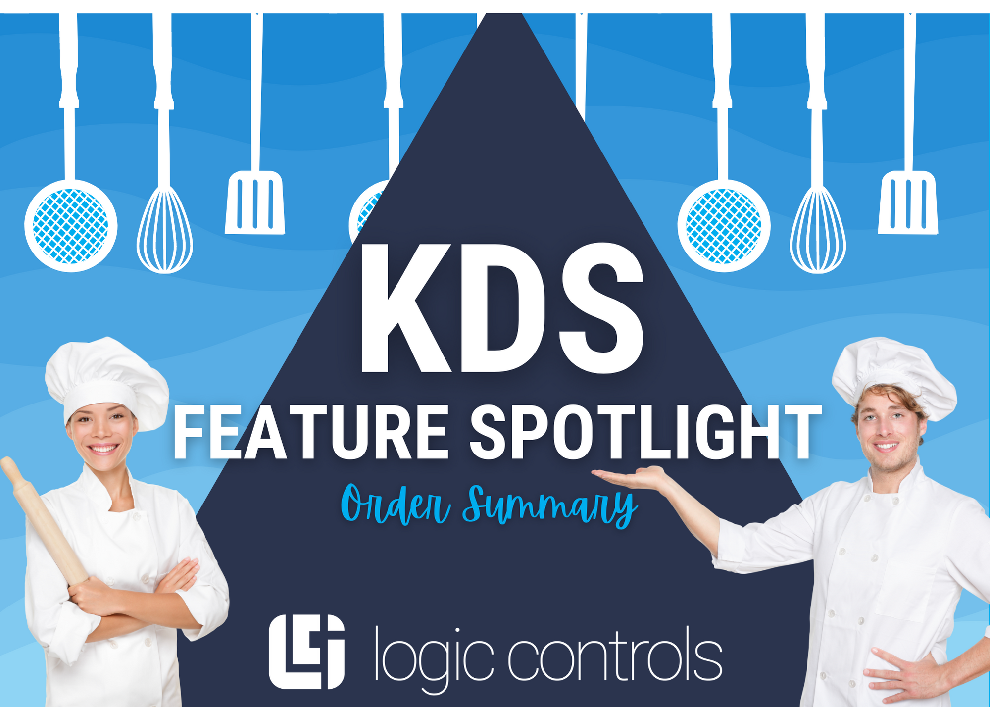 Order Summary Feature Spotlight for KitchenGo KDS
