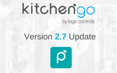 KitchenGo Premium got a face lift! Introducing KitchenGo KDS V 2.7