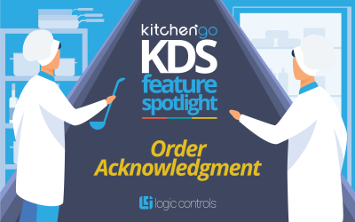 """Find out how to manage all orders in your kitchen with KitchenGo KDS and its """"order acknowledgement"""" feature."""